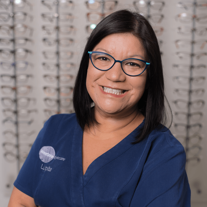 Lupita - Lead optician at Westlake Eyecare