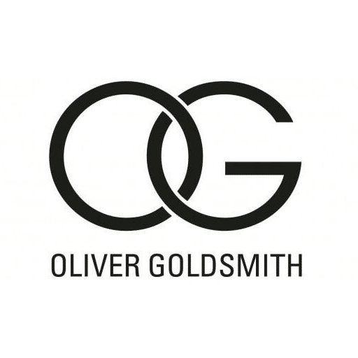 Oliver Goldsmith brand frames at Westlake Eyecare in Austin, TX